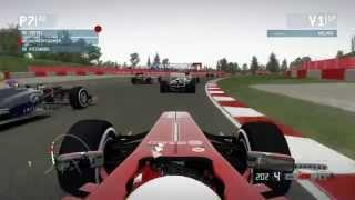 Formula 1 2013 : Corrida Espanha #11