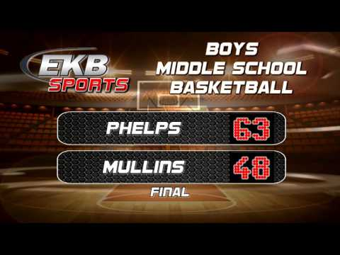 Pike County Middle School Basketball Championship