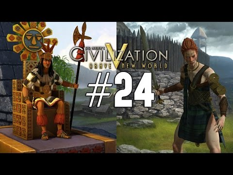 Civilization 5: Emperor Co-op [Celt / Inca] - 24