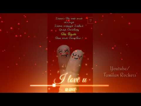 Unakenave Kathirunthale 💞 - Love WhatsApp Status