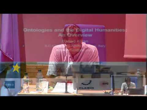 Ontologies and the Digital Humanities: An Overview