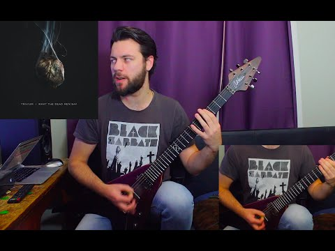 The Defiant - Trivium guitar cover (NEW SONG 2020) Chapman MLV & Epiphone MKH (All guitar parts) from YouTube · Duration:  4 minutes 38 seconds