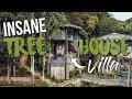 INSANE TREEHOUSE VILLA IN THAILAND KOH YAO NOI