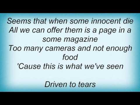 18726 Police - Driven To Tears Lyrics