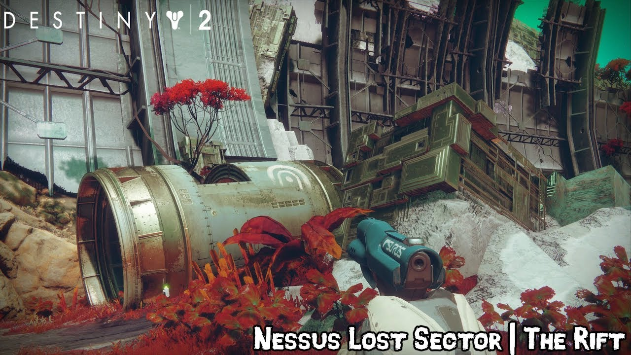 Destiny 2 - Lost Sector: The Rift Location [Nessus]