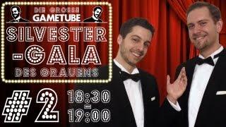 Thumbnail für Die Große GameTube-Silvestergala des Grauens - Folge #2 (18:30-19:00 Uhr)