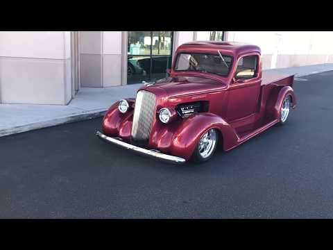 1936 Dodge Hemi Custom Truck At Celebrity Cars Las Vegas