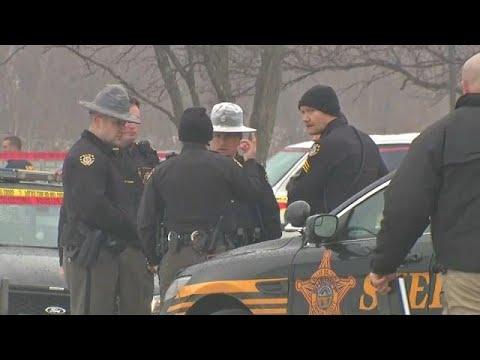 Deux policiers abattus dans l'Ohio