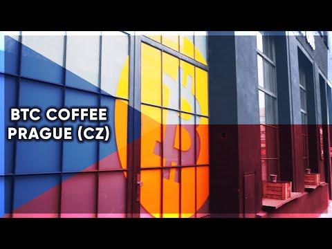 Bitcoin Coffee CZ (Paralelní Polis) & spending crypto in Prague (Czech Republic) Absintherie