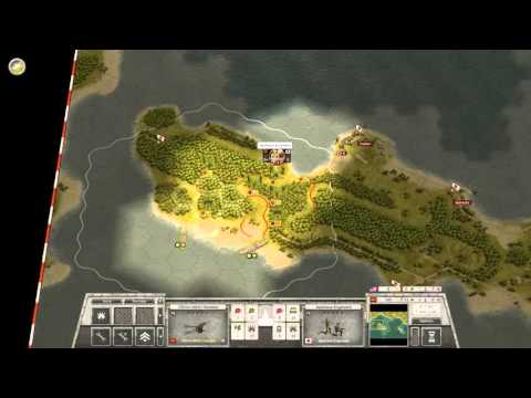 Let's Play Order of Battle Pacific - U.S. Marines Ep 1