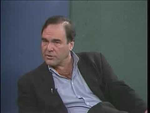 Conversations with History:  Oliver Stone