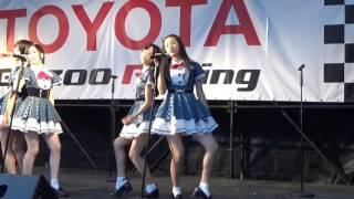 2015年11月07日 TOYOTA GAZOO Racing PARK スーパーフォーミュラ...