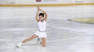 Аделия Петросян, КП, старшие, Первенство Москвы младшего возраста 2019