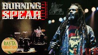 BURNING SPEAR – LIVE IN PARIS ZENITH '88 [Full DVD Rip 2002]