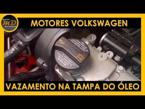 Dicas - Vazamento na Tampa de Abastecimento do Óleo dos Motores Vw