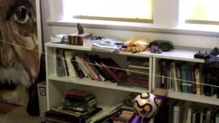 Rube Goldberg Machine for Turning Off the Light
