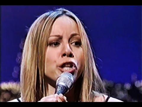 (HD) Mariah Carey - Butterfly - Letterman Show