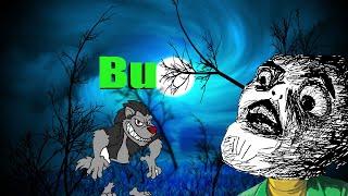 Ai que susto (Overcast Werewolf) momento 3
