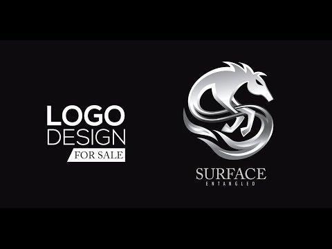 Professional Logo Design – Adobe Illustrator cc (SURFACE)