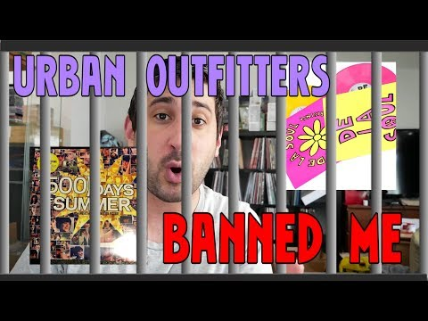 Urban Outfitters BANNED ME From Buying Vinyl Records | Storytime