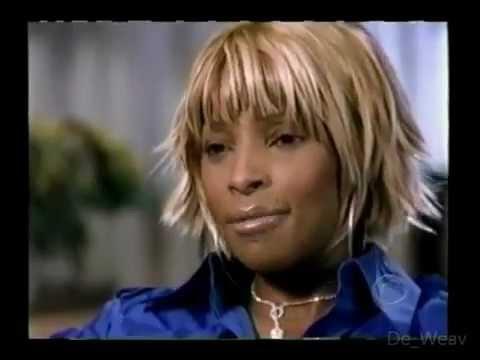 Mary J. Blige - Ed Bradley - Interview