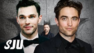 Robert Pattinson And The Batman Frontrunners  SJU