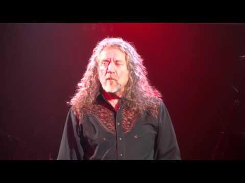 Robert Plant - Black Dog - Live @ Cains 3/13/2016