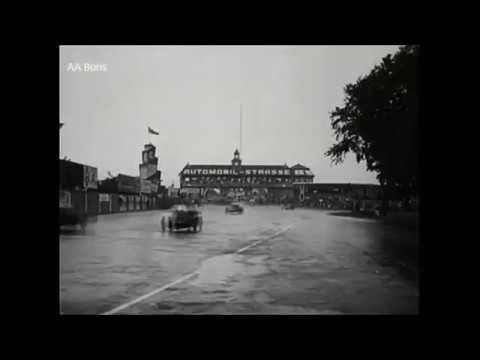 Der Große Preis Von Deutschland Avus - Berlin - Stummfilm 1926