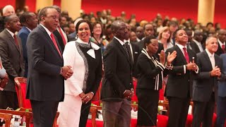 President Uhuru & Deputy Ruto Speech at FEM Family Church, Karen  12th August 2018