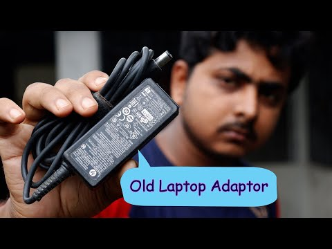 Can I Make Inverter From Laptop Adaptor???