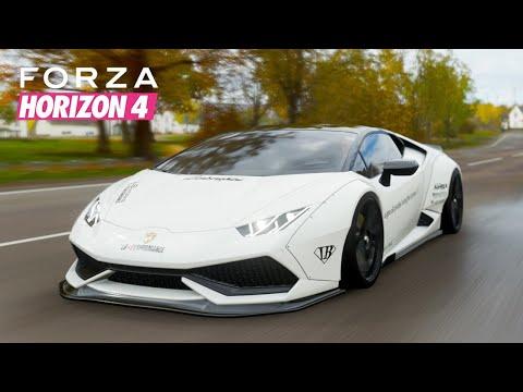 Lamborghini Huracan(LW)-FH4 - YouTube