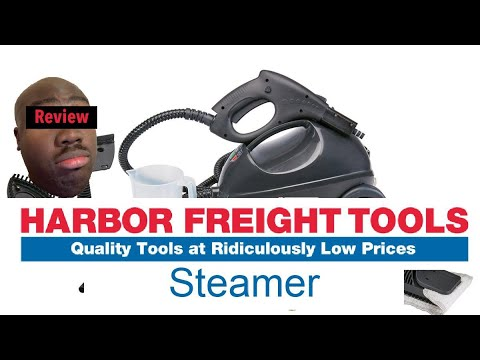 Harbor Freight In Depth Steamer Review