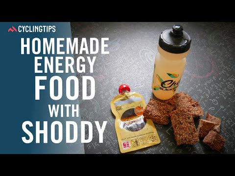 Should you make your own energy bars, drink, and gels?