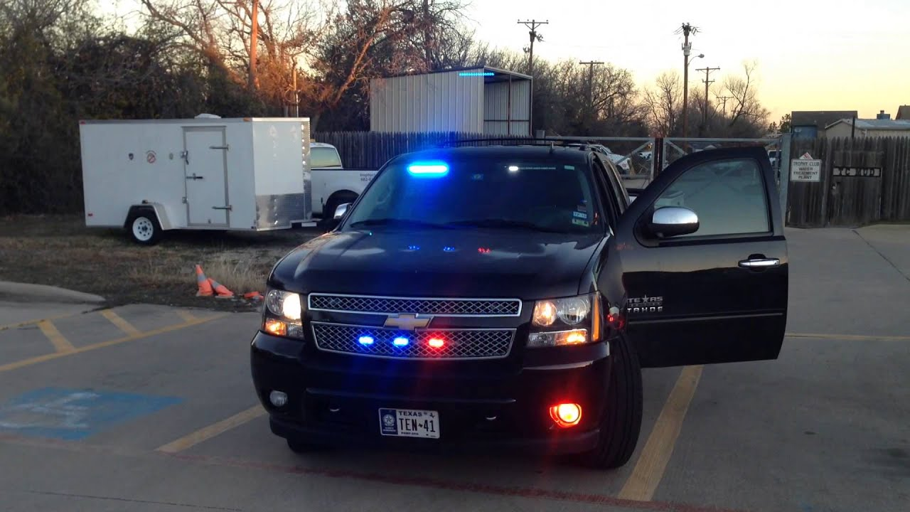 Police Car Lights Wallpaper 2014 Slick Top Unmarked Police Tahoe Updated Youtube