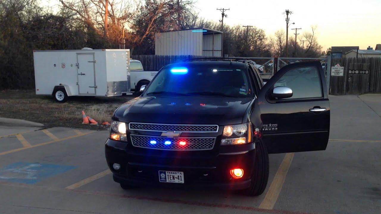 2014 Slick Top / unmarked Police Tahoe (updated) - YouTube