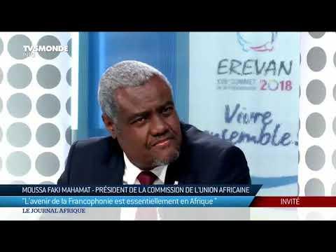 Moussa Faki Mahamat : l'avenir de la Francophonie est en Afrique