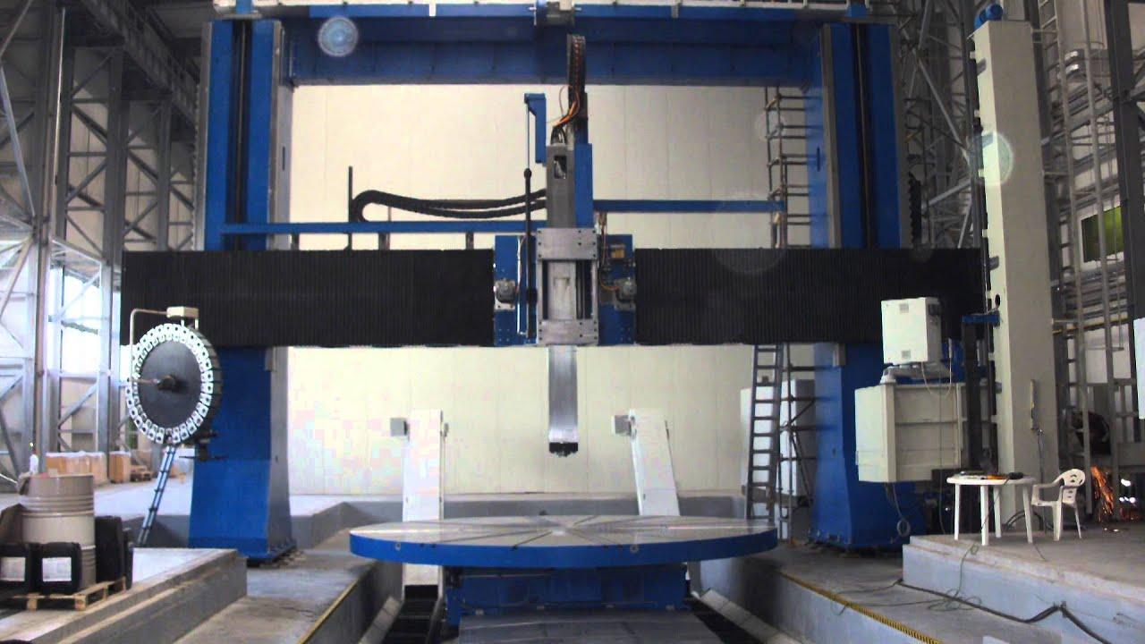 feichter werkzeugmaschinen cnc karusselldrehmaschinen