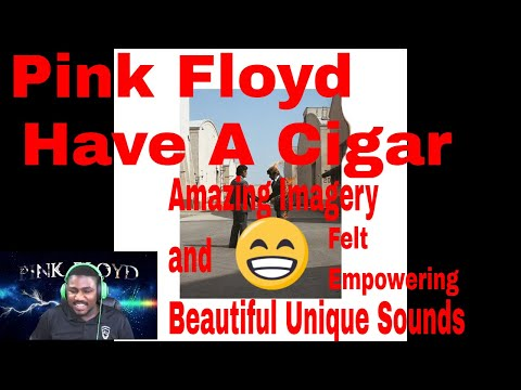 DasmaniaXDReacts To Pink Floyd - Have A Cigar | Imagery Is insane