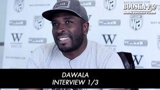 """Dawala : """"Pour réussir dans la musique il faut beaucoup de relations..."""" [Interview 1/3]"""