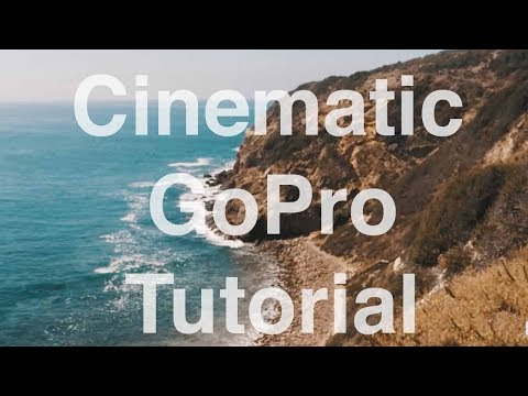 how to make your gopro videos look professional