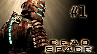 Dead Space прохождение с Карном. Часть 1