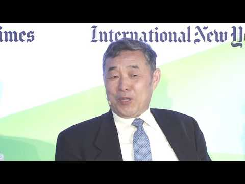 Energy for Tomorrow 2015 | Energy, With Chinese  Characteristics