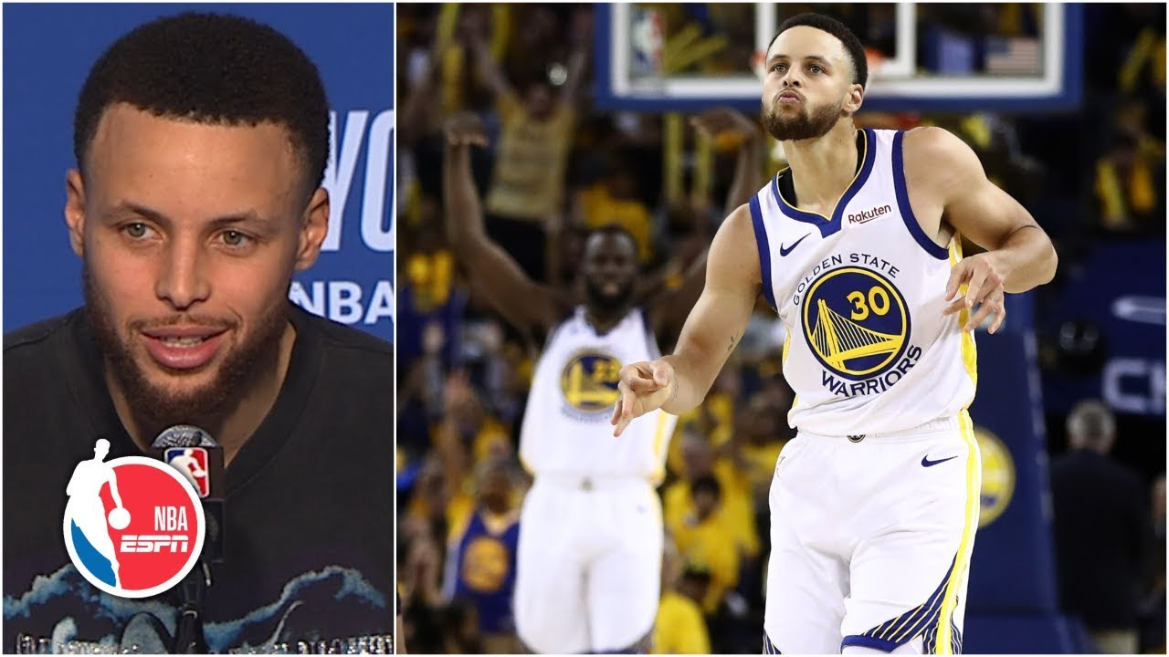 Steph Curry breaks NBA all-time 3-point playoff record in Warriors win