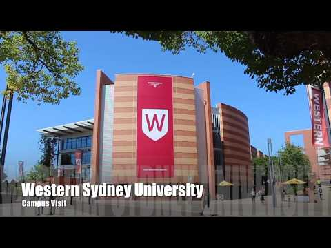 Western Sydney University - Campus Visit