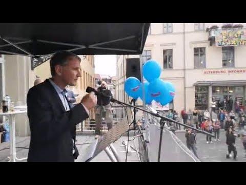 Exzellente Wahlkampfrede von Björn Höcke, AfD in Altenburg vom 16.07.2020