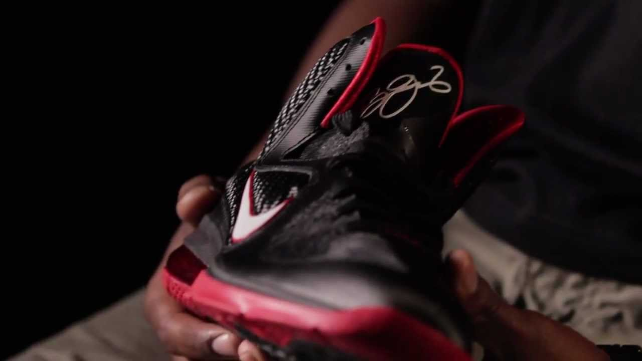 Nike LeBron 9 - LeBron James + Designers Video