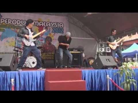 Blues Terengganu Kita (Iklim) & Midnight Blues (Wings) - Batu Bintang, Perodua 2012