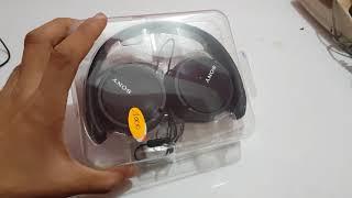 استعراض سماعة سوني جودة عالية بسعر مناسب Sony MDR ZX110AP