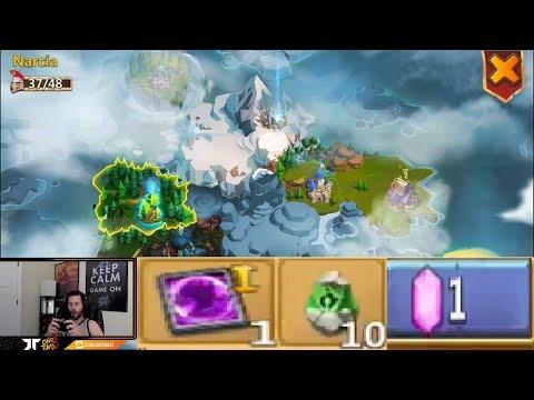 JT's Free 2 Play BIG Rewards FOR FREE Destiny TIME Castle Clash