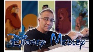 Άλεξ Παναγή - Disney Medley
